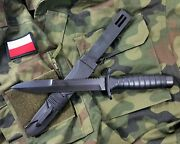 Military Knife Wz98z Saw Polish Army - Poland Special Forces Troops Knives