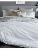 Donna Karan Aire King Duvet Cover And Two King Shams. Brand New