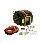 Powerwinch 912 Electric Trailer Winch 12v For Boats To 11500 Lbs Lift 7500 Lbs