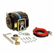 Powerwinch 712a Electric Trailer Winch 12v For Boats To 7500 Lbs Lift 4300 Lbs
