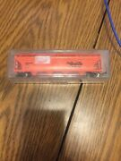 Model Power N Rio Grande Covered Hopper With Metal Wheels New 3474