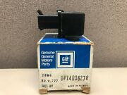 14036278 A/c Time Delay Relay Assembly 1982-4 Buick Cadillac Chevry Olds Gm Nos