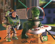 Tim Allen Wallace Shawn Signed 8x10 Photo Toy Story Authentic Autograph Coa