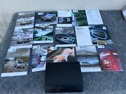 Bmw E53 X5 01-06 Complete Owner Manual 15 Books Booklet Set With Cover Oem