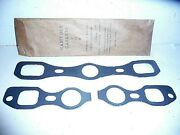1934 1935 1936 Chevrolet Intake And Exhaust Manifold Gasket Set