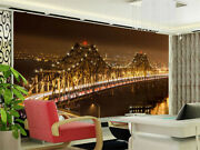 Neon Lights Are On 3d Full Wall Mural Photo Wallpaper Printing Home Kids Decor