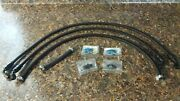 99-06 Chevrolet Gmc An Hydroboost Power Steering Lines Gmt800