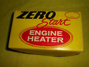 Engine Freeze Plug Block Heater Will Work In Many Engines 115 Volt Plug In