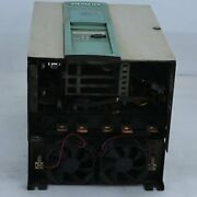 Used 1pc Siemens 6ra7078-6ds22-0 6ra70786ds220 Tested It In Good Condition