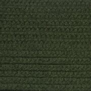 Solid Sage Green Braided Area Rugs By Colonial Rug-many Sizes 127