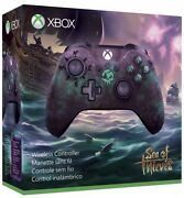 Sea Of Thieves Xbox One Wireless Controller Plus Ferryman Dlc Brand New Unopened