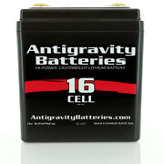 Antigravity Batteries Ag-1601 Lithium Battery 16 Cell Small Case Motorcycle