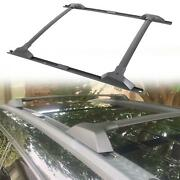 For 09-17 Chevrolet Traverse Roof Rack Cross Bar And Side Rail Package 19244268