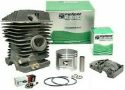Meteor Cylinder Piston Kit For Stihl 039 Ms390 029 Ms290 Ms310 49mm Italy