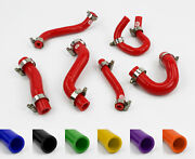 Silicone Lhd Front Trunk Heater / Brake Servo Hoses Fits Toyota Mr2 Mk2 Stoney