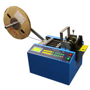 22 Mm Auto Pipe Cutter Pipe Cutting Machine Ys-100h For Heat-shrink Tube Pipe
