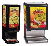 Nacho Cheese And Chili/cheese Dispenser Concession Stand Bagged Warmer Vending