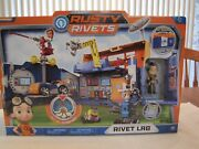 Rusty Rivets Lab Playset--toys R Us Exclusive--by Spin Master--new--unopened