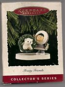 Hallmark Frosty Friends,collectors' Series, 15, 1994 Collector's Series