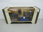 Singer Original Chainstitch Toy Sewing Machine Model A 2401 Home Play-new