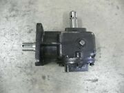 Caroni 59007210 Finish Mower Gearbox Fits Tc Series Mowers. New Aftermarket
