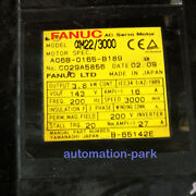 1 Pc Used Fanuc A06b-0165-b189 Tested In Good Condition