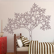 Tree Wall Decal Mural Perfect For Nursery Room Art And Interior Wall Decor K743