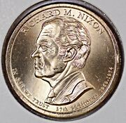 President Richard Nixon Dollar Coin 2016-p Finish Your Collection