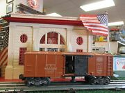 Lionel Postwar X3464 Nyc Operating Box Car 1949-1952 Great Condition