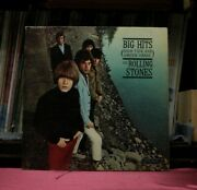 The Rolling Stones Big Hits High Tide And Green Grass 1966 London Mono Np-1