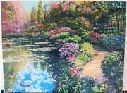 Howard Behrens Giverny Path Diamond Collection Very Embell. List 3750 Hscoa