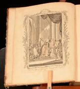 1770 Clarendonand039s History Of England Illustrated Plates Map First Edition Thus