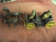 Cast Toy Carriage