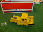 Lionel Trains 18490 Union Pacific Ballast Tamper With On Off Switch Sharp Niob