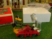Lionel Trains 18416 Bugs And Daffy Handcar Fun On The Layout Very Nice
