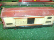 Lionel Trains Pre War 814 Automobile Box Car Needs Tlc Use As Is Or Restore