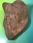 Pottery Tree Spirit Mother Earth Willow Tree Wall Hanging Decorative Planter