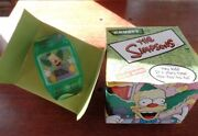 Nos Official The Simpsons Krusty The Clown Talking Watch