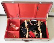 Wwii Japanese Imperial Military Police Colonel Style Court Dress Boxed Set-a