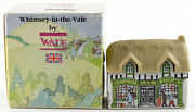 Wade Rare Antique Shop 7 Whimsey In The Vale, 1993 W/box