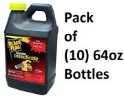 10 Ea Black Flag 190256 64 Oz Mosquito Fly Insect Fogger Fogging Insecticide