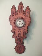 Antique Gothic Wall