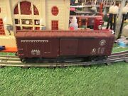 Lionel Postwar 3484 Pennsylvania Operating Box Car Works Well Vg Cond 1953 Only