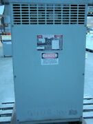 Federal Pacific Dry-type Transformer 50 Kva 480/240/120v Class Aa New