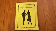 Style Signatures Inc Fashion Book Barbara Lesson Muriel Gauthier Lazarus Stores
