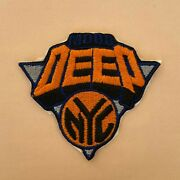 Iron On Patch - Mob Deep Nyc Embroidered Hip Hop Rap
