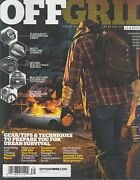 Off Grid Offgrid Magazine Spring 2014 Issue 3 - New No Label