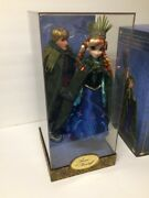Anna And Kristoff Doll Set Disney Fairytale Designer Collection Limited Edition
