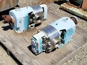 G And H Ghp 3040 Rhb Positive Displacement Pump 4 Inlet And Outlet