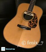 Sale 🔥 Furch D34sr Stereo Acoustic Martin Lr Baggs M80 Stainless Steel Frets